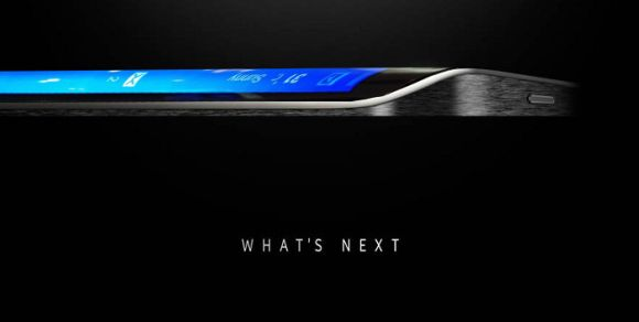 Could this be the Samsung Galaxy S6 Edge variant?