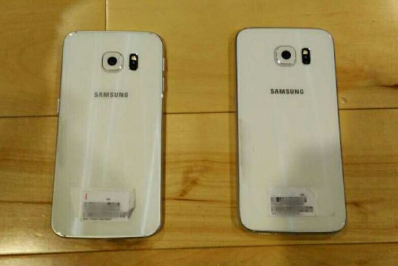 Samsung Galaxy S6 storage and colour options revealed