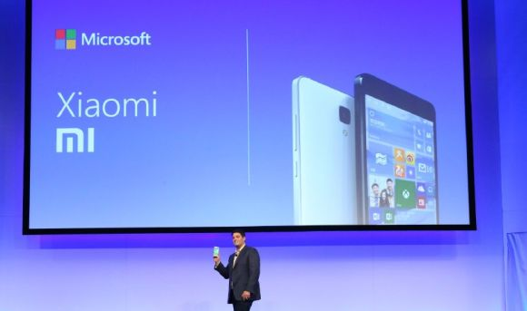 Microsoft and Xiaomi are releasing Windows 10 for the Mi 4
