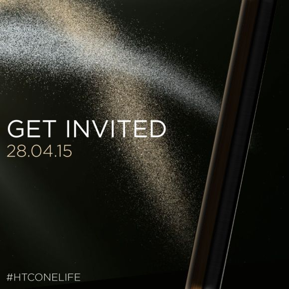 HTC Malaysia's new flagship launch happening 28th April. Stand a chance to win exclusive invites