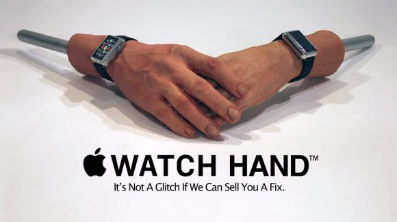 Can't use your Apple Watch over a Tattoo? Here's a helping hand.