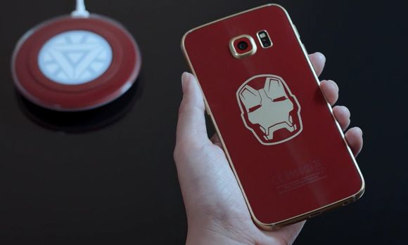 VIDEO: Samsung Galaxy S6 edge Iron Man Edition gets unboxed