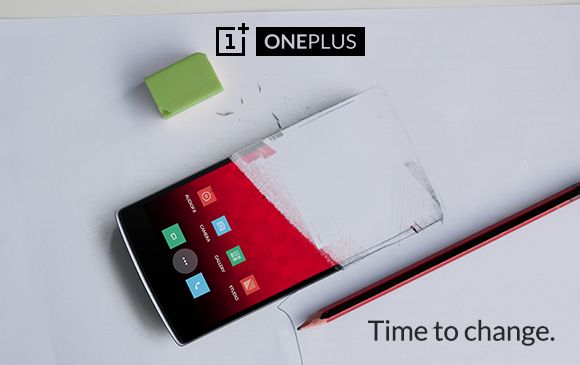 OnePlus says it is time to change this coming Monday. Is this the OnePlus Two?