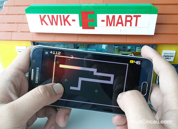 Snake Rewind slithers into smartphones today