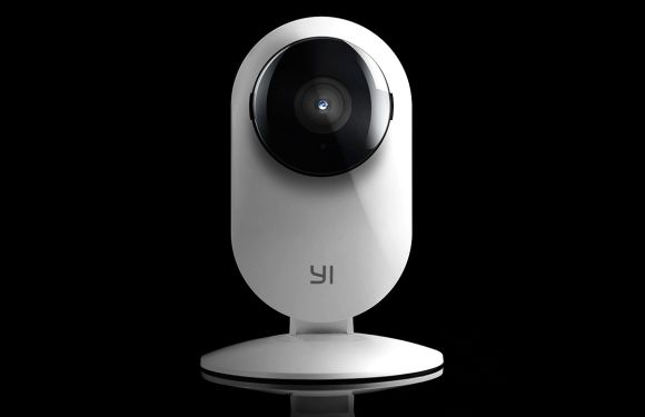 Xiaomi introduces its new Yi Smart CCTV camera with night vision