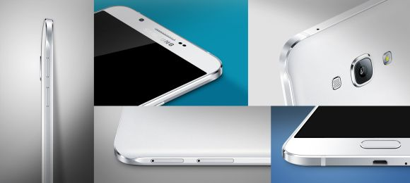 Samsung Galaxy A8 now official. Thinnest Samsung Smart Phone at 5.9mm
