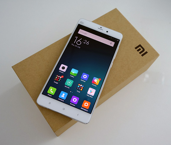 Want the Mi Note earlier? You can have it delivered in minutes via Uber