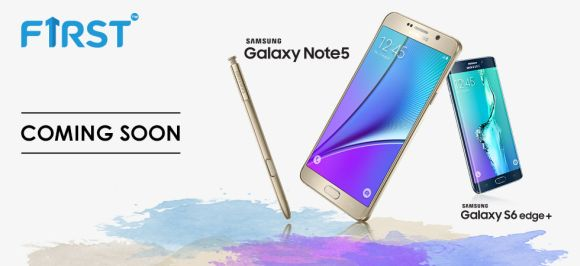 Celcom starts teasing the Galaxy Note 5 and S6 edge+