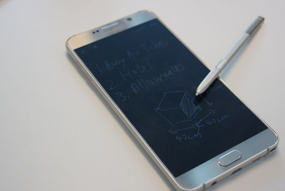 10 Reasons why you should upgrade to the Galaxy Note5