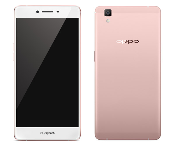 OPPO R7s in Rose Gold is coming to Malaysia