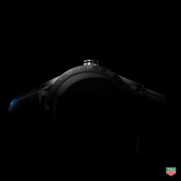 TAG Heuer partners up with Google and Intel to launch its first smartwatch