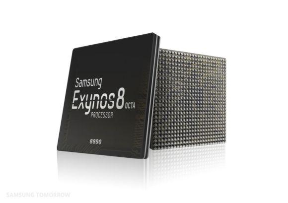 Samsung showcases the Exynos 8890, its latest flagship worthy processor