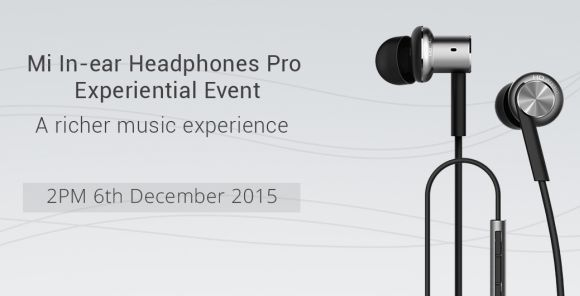 Experience Xiaomi's new In-Ear Headphones Pro in Malaysia