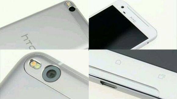 "HTC's One X9 has one interesting camera ""visor"""