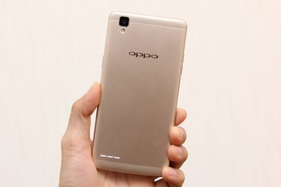 OPPO's new F1 smartphone officially revealed in Vietnam