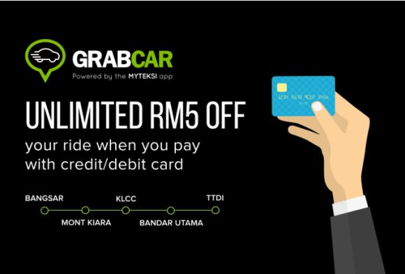Why Drive? Get around the Klang Valley from as low as RM2