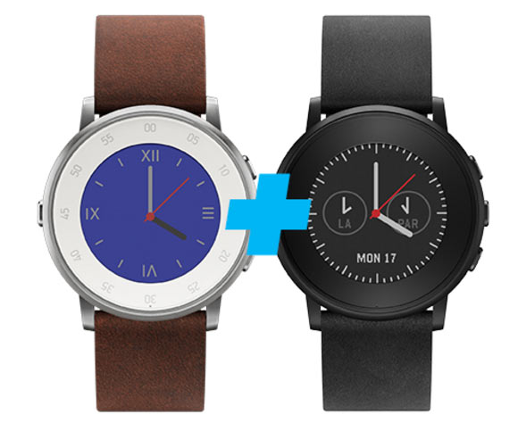 Get two Pebble Time Round for this Valentine's Day at 28% off