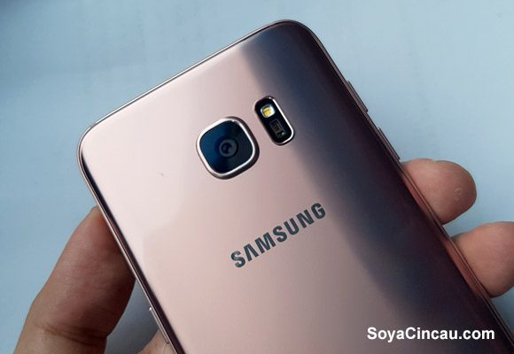 Samsung Galaxy S7 edge in Pink Gold is now available in Malaysia