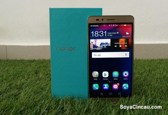 Can you save this honor 5X from an unfortunate event?