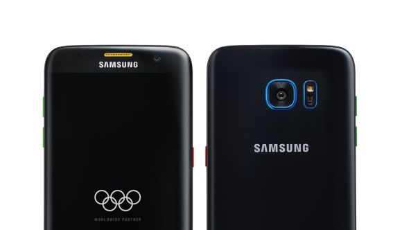 Samsung to release a Galaxy S7 edge Olympic Edition