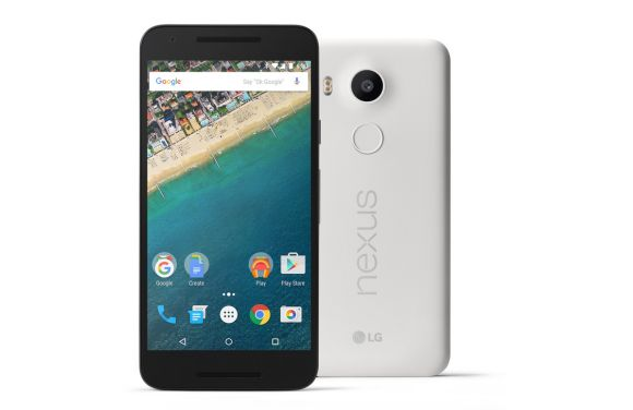 Android 7.1.2 gives the Nexus 5X some new Moves