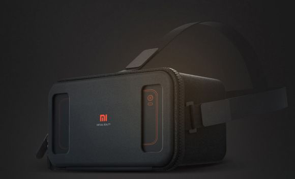 Xiaomi unveils its first VR headset in stealthy black