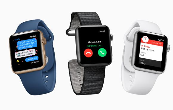 The new Apple Watch Series 2 will be available in Malaysia next Friday
