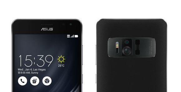 ASUS ZenFone AR leaks ahead of launch