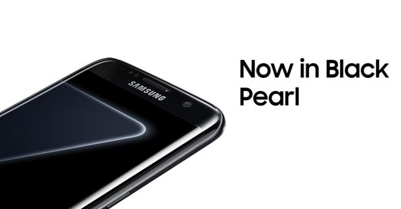 Samsung Galaxy S7 edge Black Pearl with 128GB storage is now in Malaysia