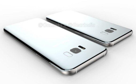 Samsung's Galaxy S8 Plus spec sheet has leaked