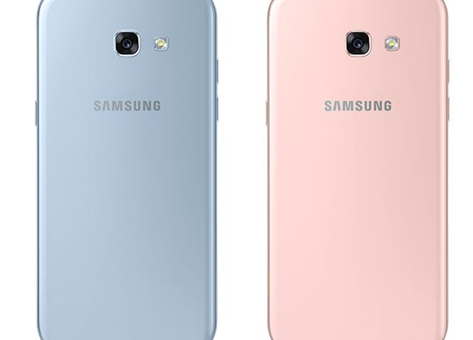 Samsung Galaxy A 2017 now available in 2 new colours