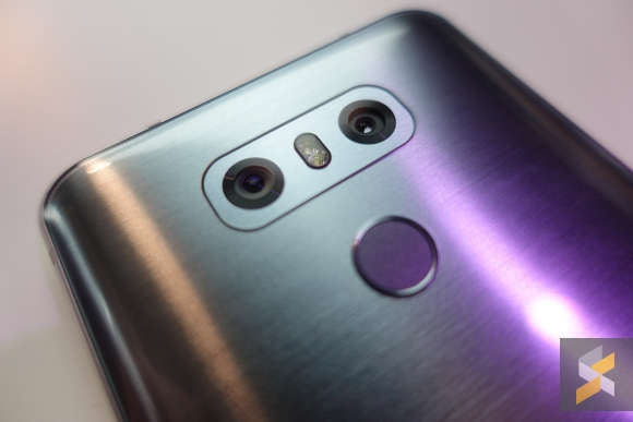 LG started from scratch with the G6 and that made all the difference