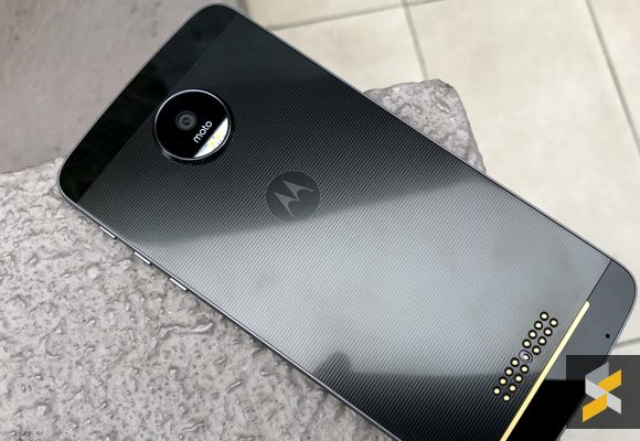 Motorola's new flagship will be called the Moto Z2