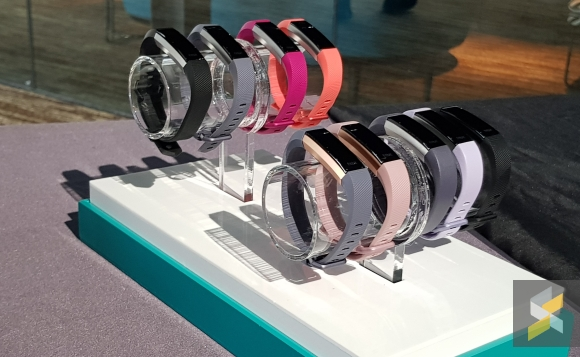 Fitbit's Alta HR packs a heart rate monitor, but is small enough to forget you have it on