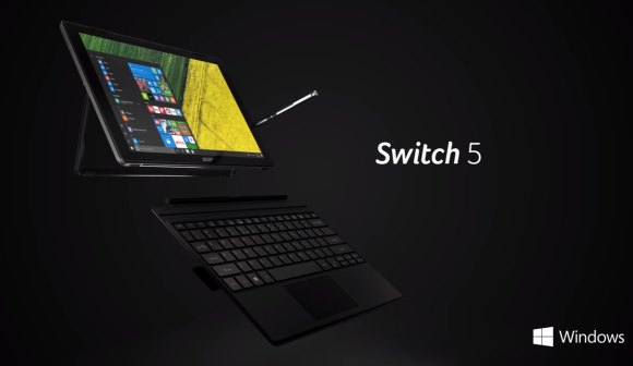 Acer refreshes its fanless 2-in-1 convertible notebook lineup