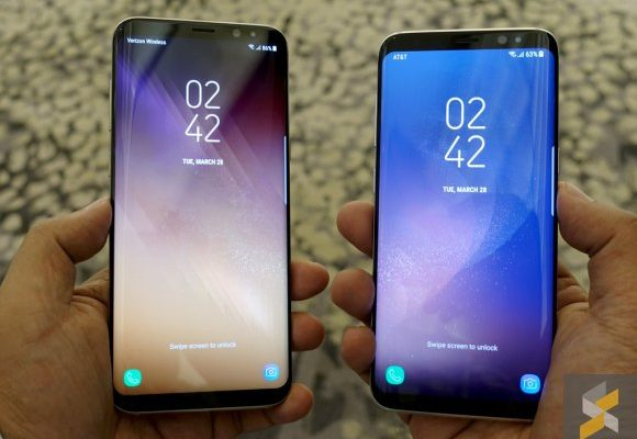 Get freebies and discounts at Samsung Galaxy S8 Roadshows