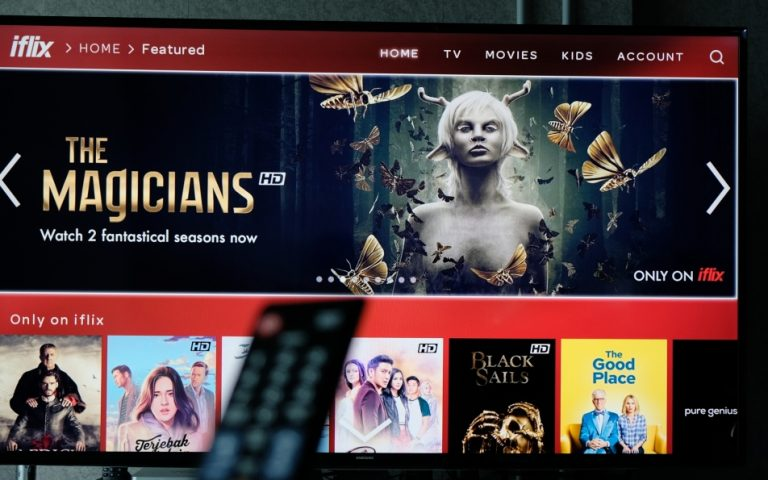 You won't need Chromecast to watch iflix on your TV now