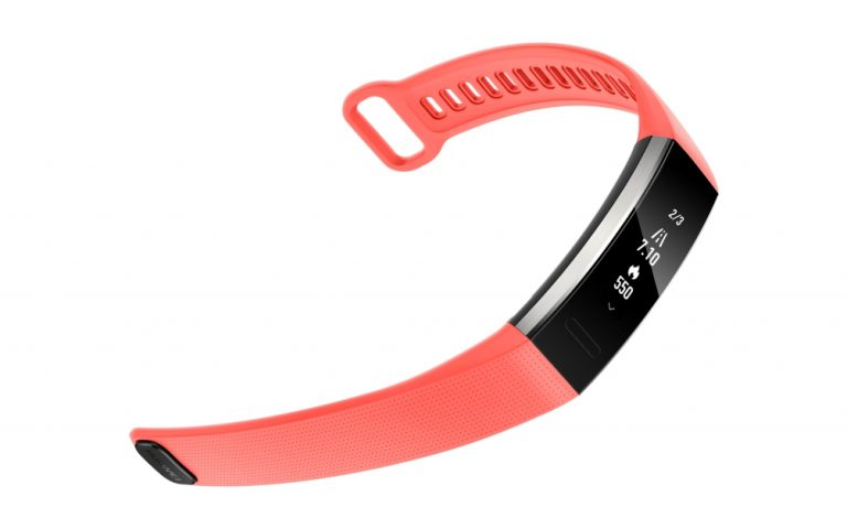 Huawei's taking Fitbit head on with the Band 2 and Band 2 Pro