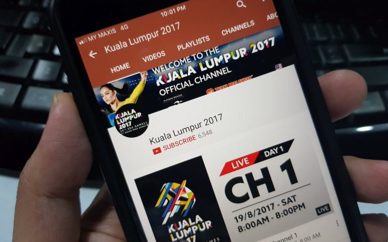 Watch the Kuala Lumpur 2017 SEA Games LIVE on your smartphone