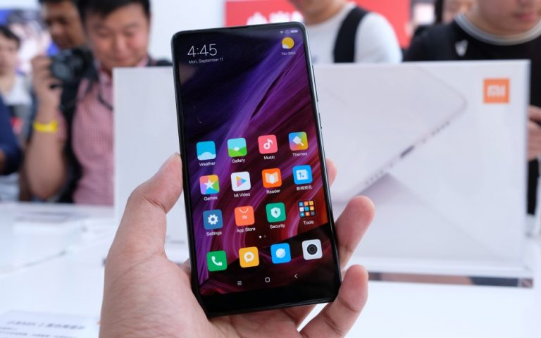 The Xiaomi Mi MIX 2 is more phone than concept and that's a little sad
