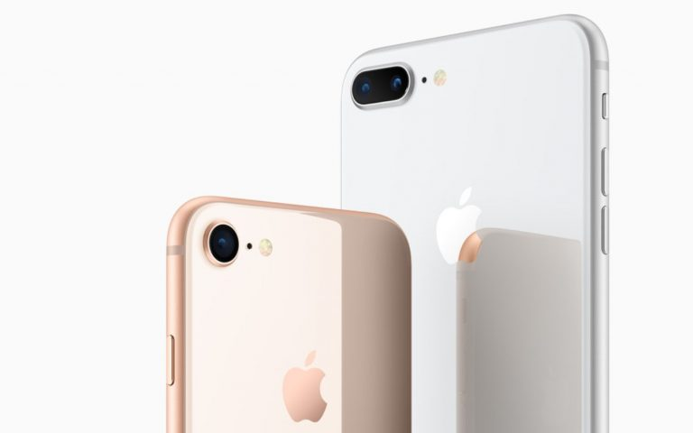 iPhone 8 is an updated iPhone 7 with glass