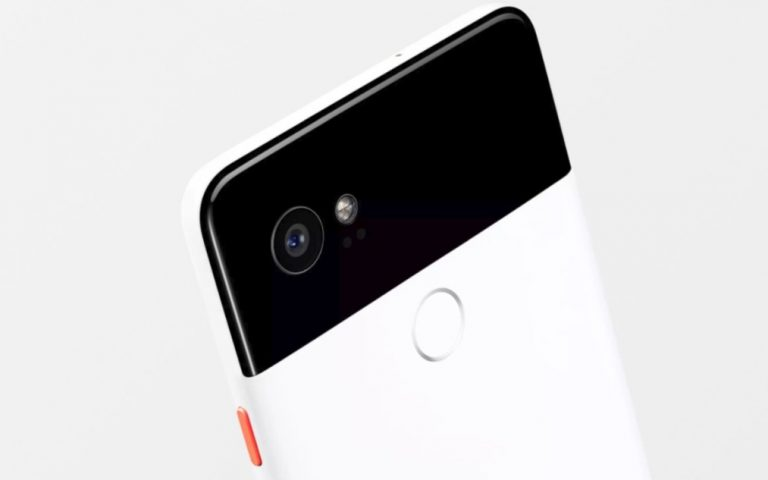 Google says there's nothing wrong with the Pixel 2 XL display