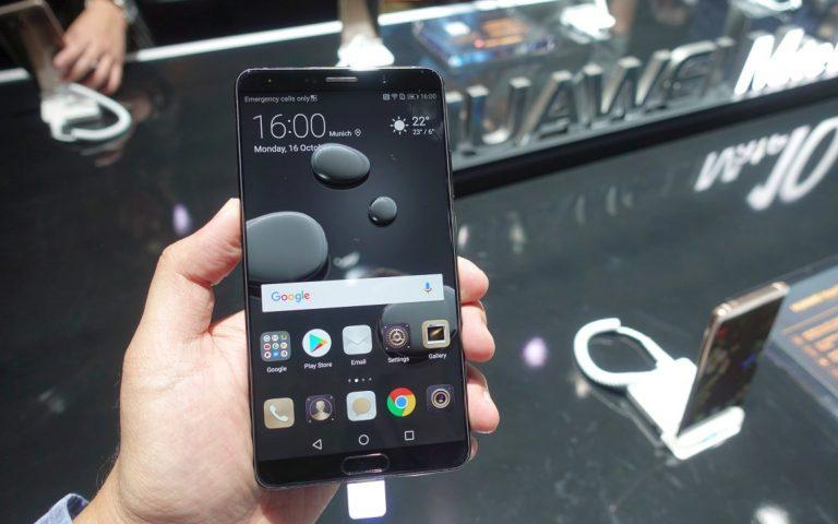 Unlock your Huawei Mate 10 like an iPhone X