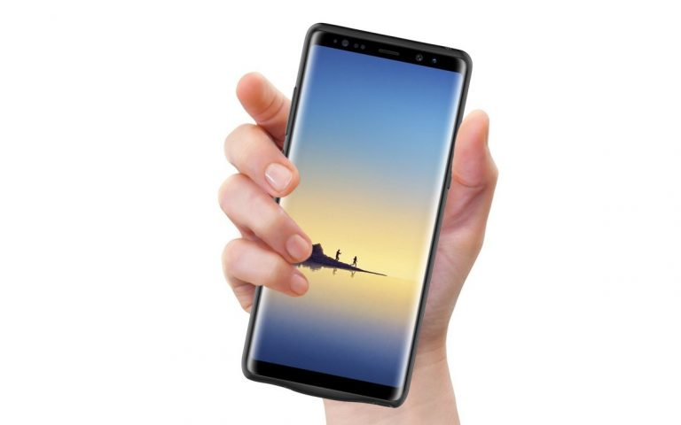The Galaxy Note8 can last for days with these cases