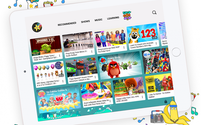 Malaysian kids can now have their own individual profiles on YouTube's Kids app
