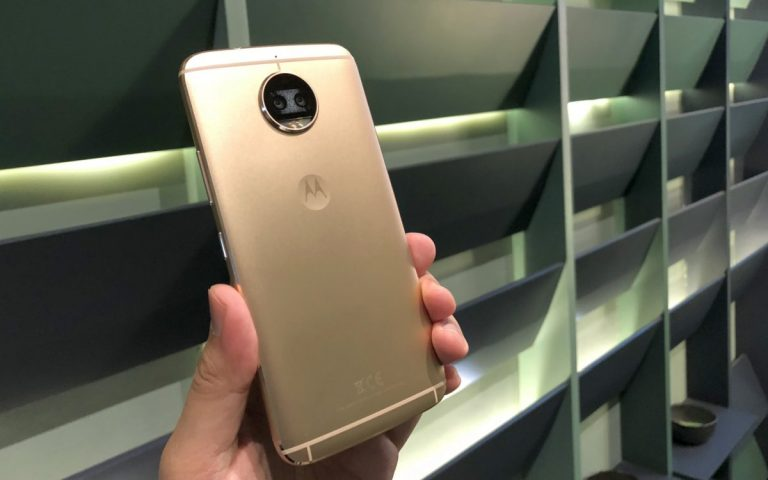 The Moto G5s Plus with dual-cameras has landed in Malaysia