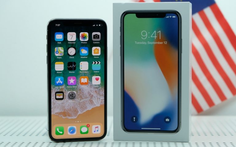 Win an iPhone X when you shop here on 12.12