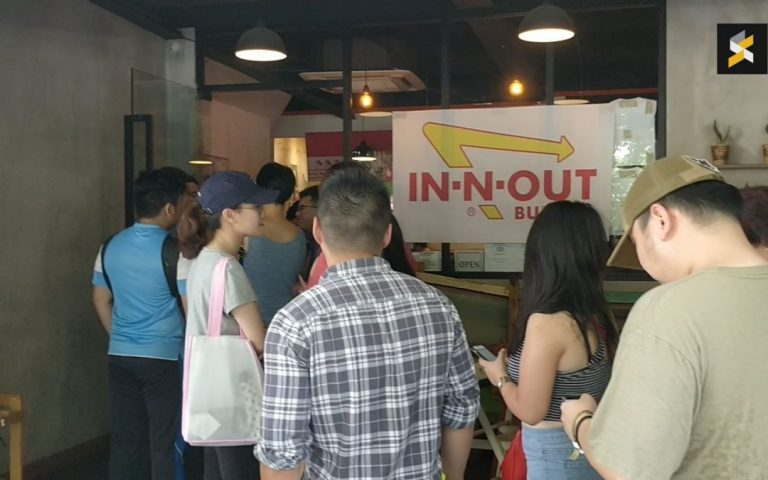 Why are Malaysians so crazy about In N Out burger?
