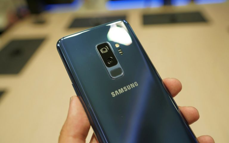 The Galaxy S9+ has the highest camera score on DxOMark Mobile