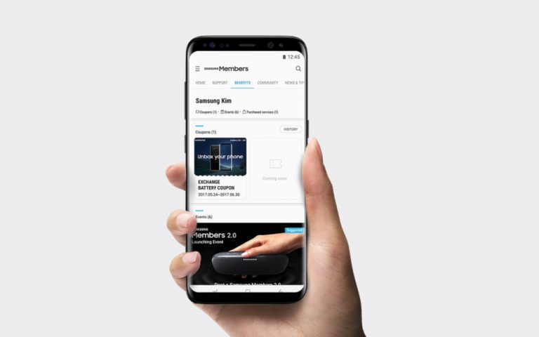 Samsung Members to replace mySamsung this March